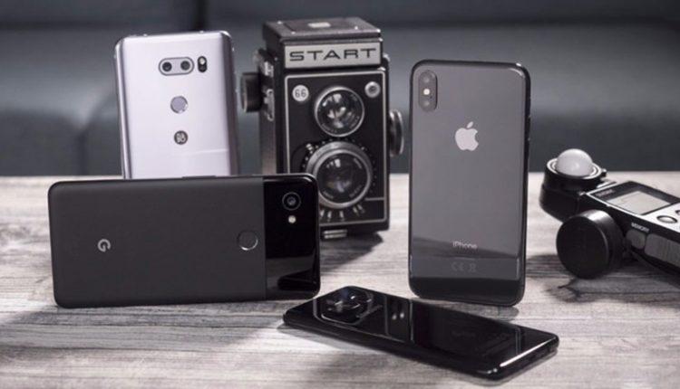 بهترین دوربین گوشیها در سال 2018