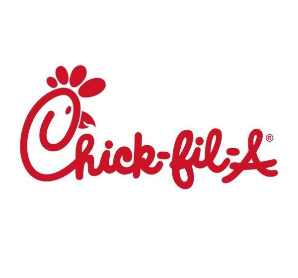 Chick fil A logo 600x559 - دیجی10: با بهترین برندهای فستفود دنیا آشنا شوید
