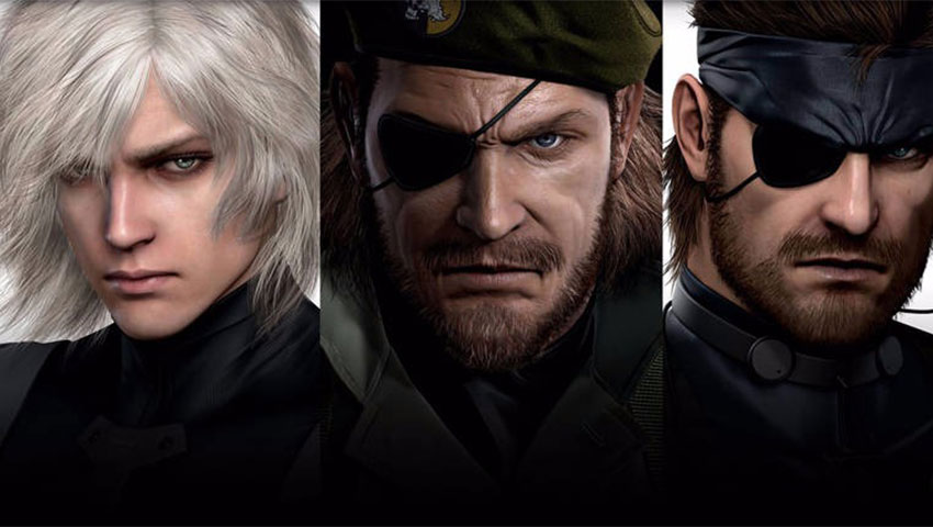 مجموعه Metal Gear Solid HD Collection