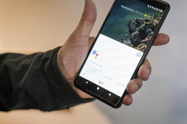گوگل پیکسل 2 (Google Pixel 2)