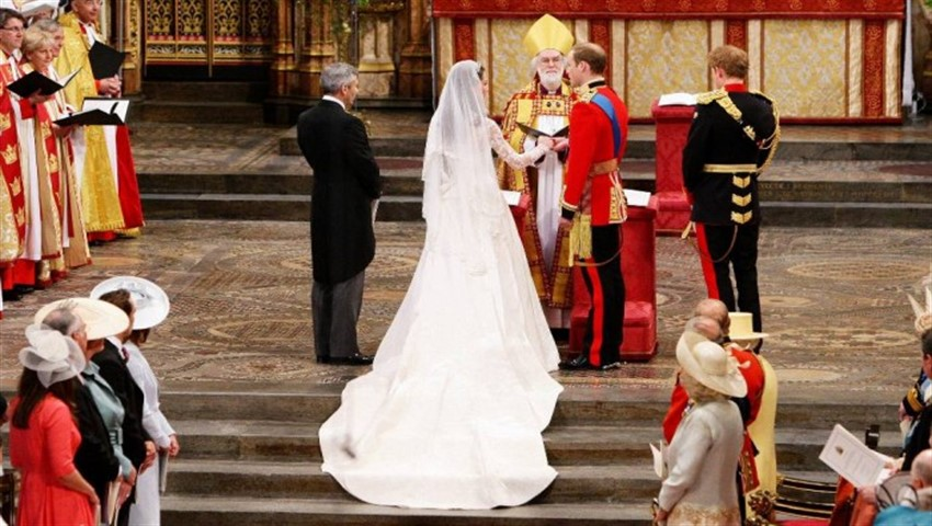 تاپ 10: با بهترین لباس عروسهای سلبریتیها آشنا شوید