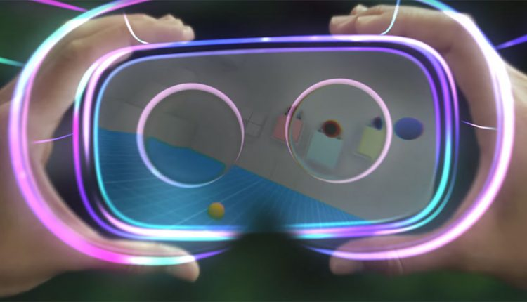 هدست واقعیت مجازی و واقعیت افزوده قدرتمند اپل