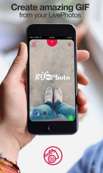 GIFMyPhoto