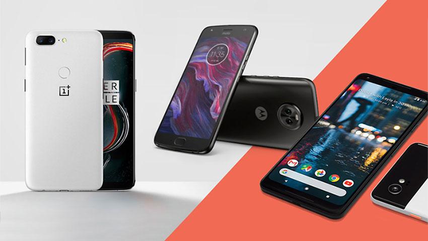 راهنمای خرید گوشی هوشمند جدید در سال 2018