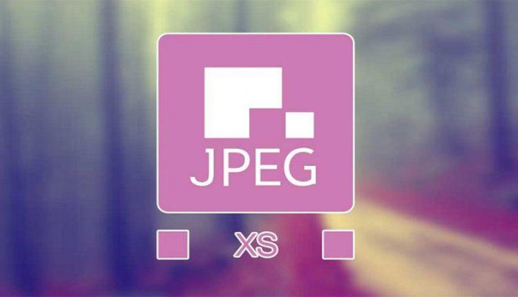 فرمت JPEG XS