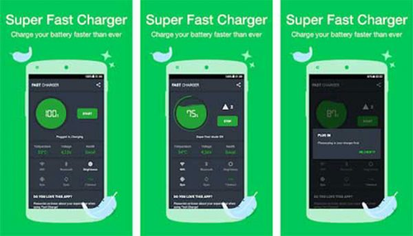 Next Battery Doctor – Fast Charger