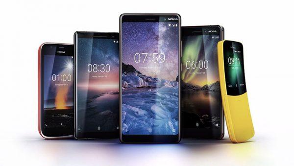خرید گوشی هوشمند جدید در سال 2018