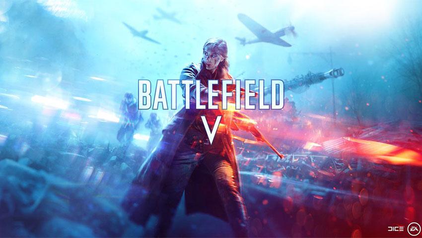 بازی Battlefield V معرفی شد