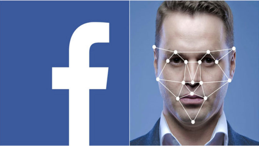 قابلیت تشخیص چهره فیسبوک