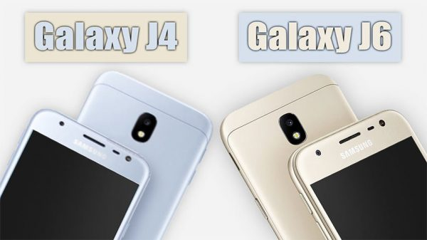 گلکسی جی 6 (مدل 2018) و گلکسی جی 4 (مدل 2018)