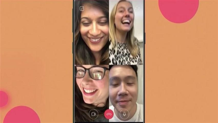 امکان ویدیوکال گروهی به زودی به اینستاگرام و واتساپ اضافه خواهد شد