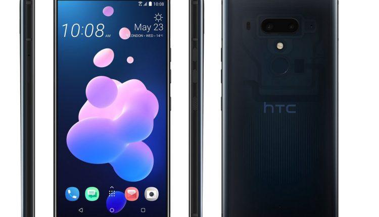 HTC U12 design press shots 750x430 - اچ تی سی یو 12 پلاس رسماً معرفی شد؛ یک گوشی بسیار جذاب اما با قیمت بالا
