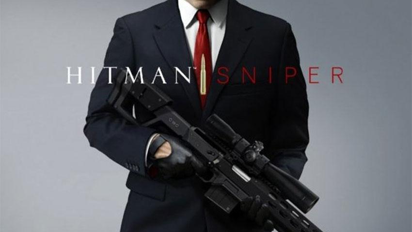نسخه اندروید Hitman Sniper
