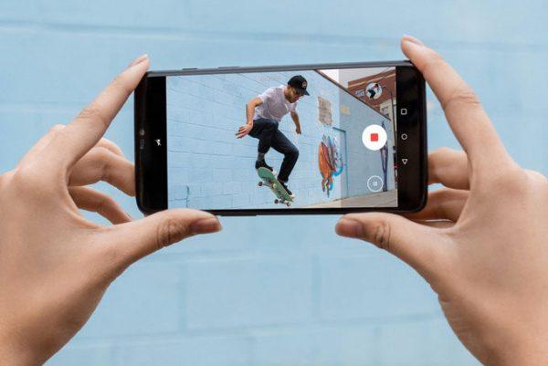 اپلیکیشن دوربین وان پلاس 6