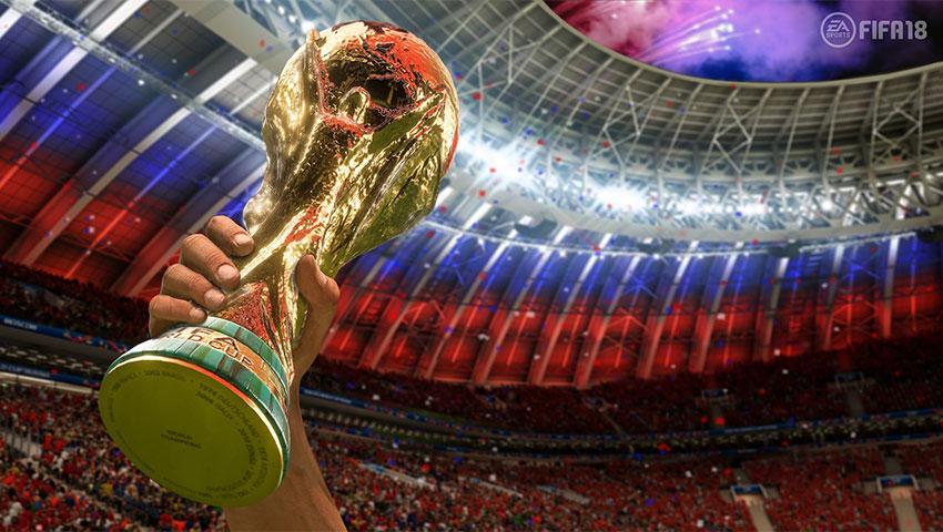 EA Sports برنده جام جهانی 2018 روسیه را پیش بینی کرد!