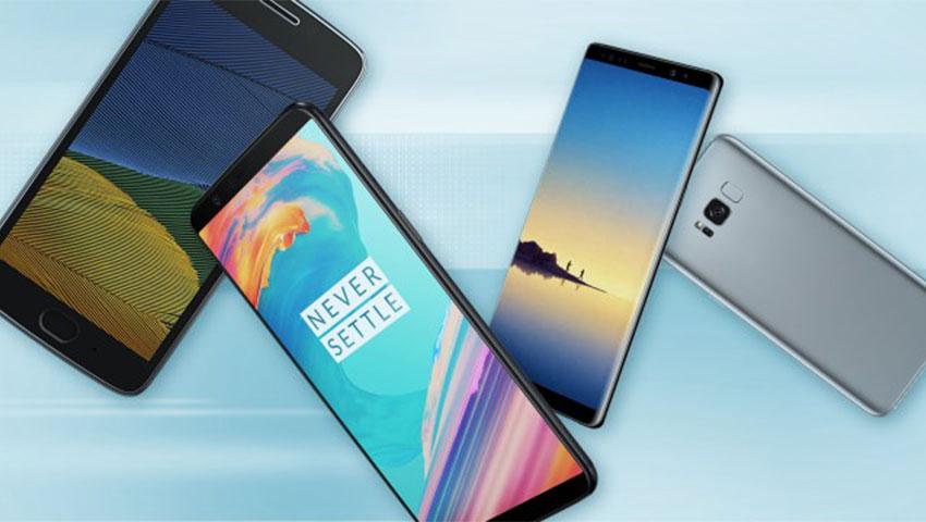 بهترین گوشیهای سال 2018 با صفحه نمایش بزرگتر از 6 اینچ