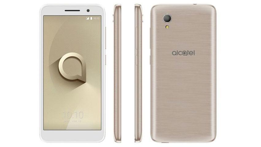 آلکاتل 1 به عنوان یکی از ارزانترین گوشیهای اندرویدی به زودی عرضه میشود