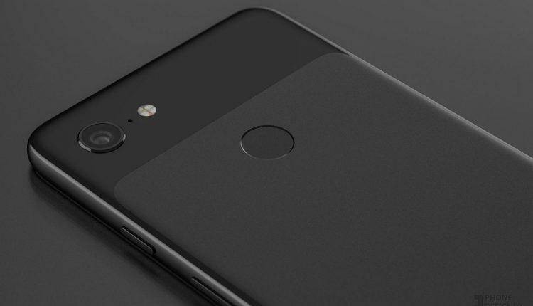 Just Black back 750x430 - انتشار تصاویر رندر شده جدید از گوگل پیکسل 3 ایکس ال