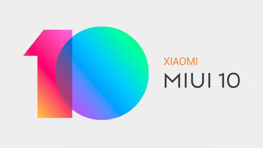 MIUI 10 معرفی شد