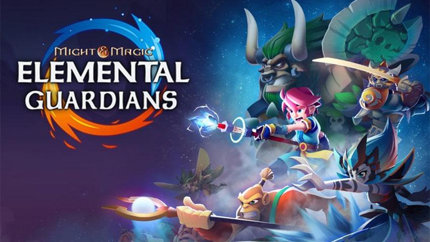 بازی Might & Magic Elemental Guardians