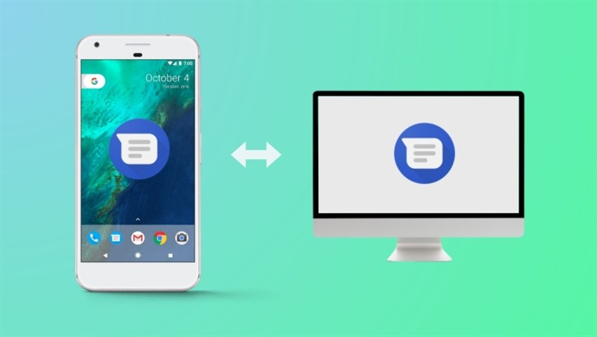 با برنامهی جدید گوگل از طریق دسکتاپتان SMS ارسال کنید!
