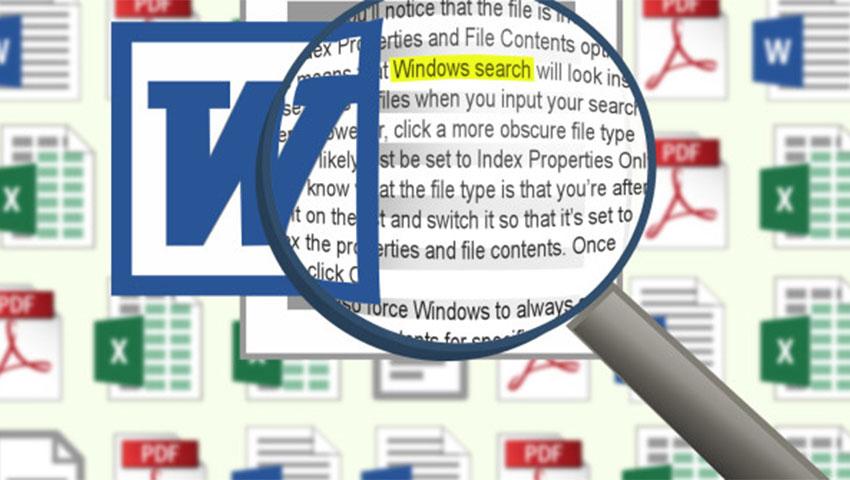 برترین برنامههای جستجوی فایل در ویندوز