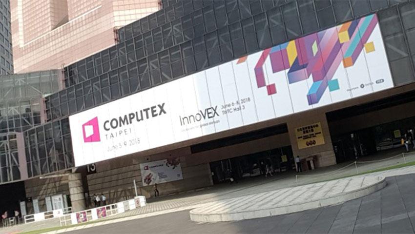 کامپیوتکس 2018