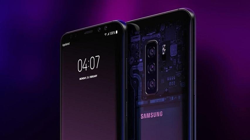 گوشی جدید سامسونگ با دو صفحه نمایش در راه است!