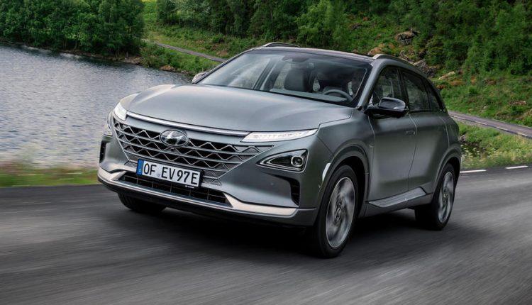 با هیوندای Nexo آشنا شوید؛ خودرویی برای آینده