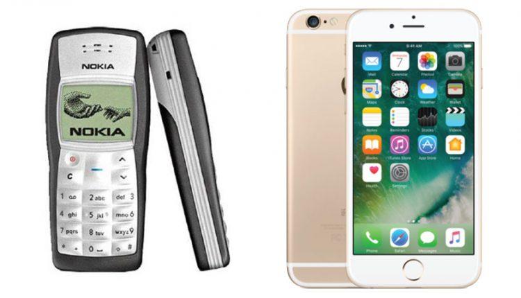 با 10 گوشی پرفروش تاریخ آشنا شوید