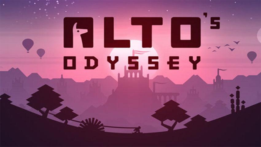 بازی محبوب Alto's Odyssey برای گوشیهای اندرویدی هم عرضه شد