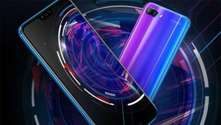 گوشی «آنر 10 جی تی» معرفی شد