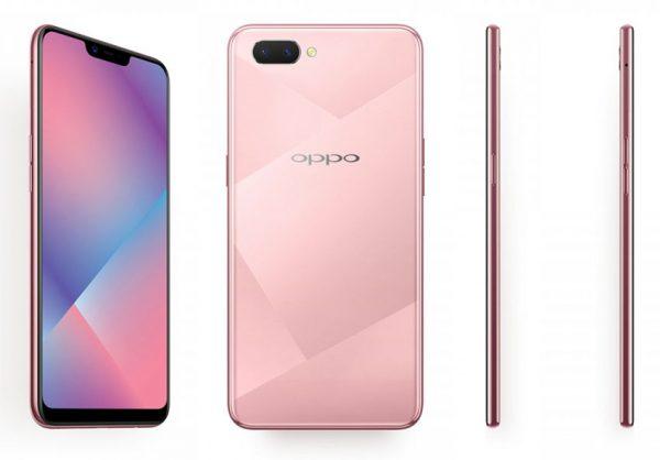 Oppo A5 600x418 - اوپو ای 5 رسماً معرفی شد؛ میانرده جدید اوپو با باتری 4230 میلی آمپری