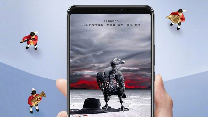 شیائومی می مکس 3 با باتری 5500 میلی آمپری و نمایشگر 6.9 اینچی دو روز دیگر معرفی میشود