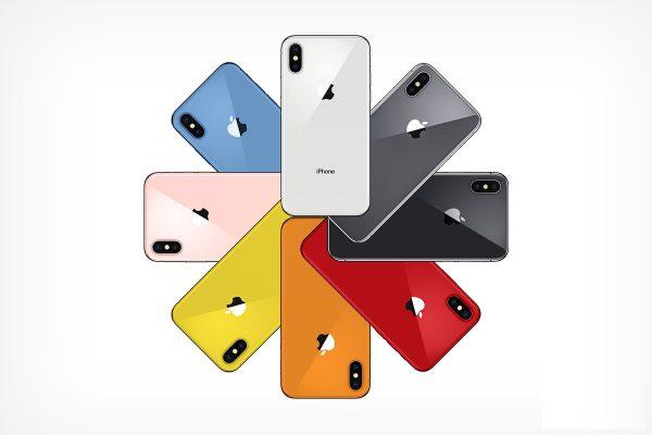 apple iphone 9 color options 600x400 - مروری بر همه ویژگیهای مورد انتظار در آیفون 9