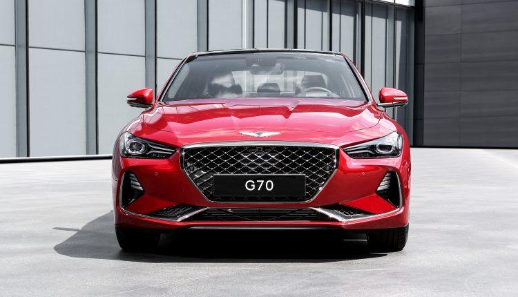 نگاهی به هیوندای جنسیس G70 مدل 2019