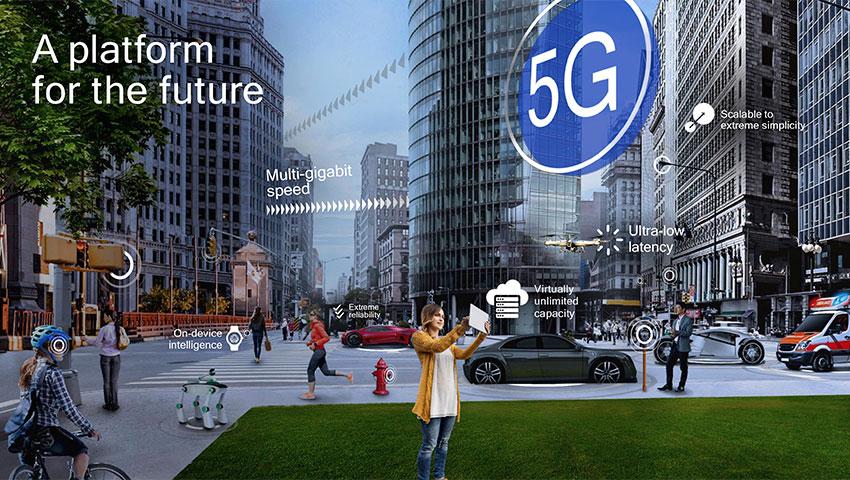 با فناوری 5G زندگی انسانها چه شکلی خواهد شد؟