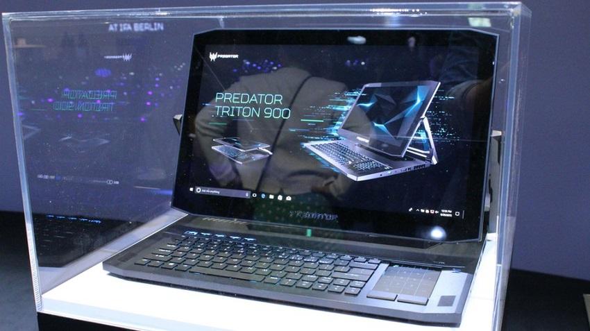 لپ تاپ گیمینگ Acer Predator Triton 900