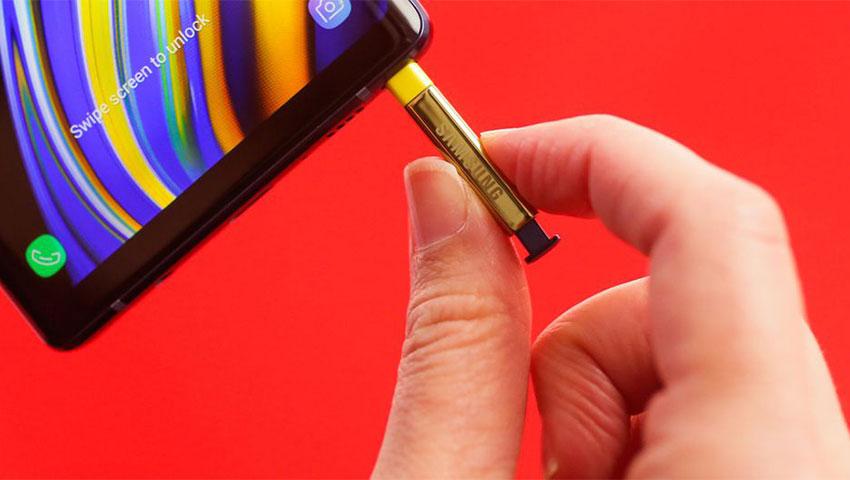 7 نکته و ترفند در رابطه با قابلیتهای قلم اس پن گلکسی نوت 9