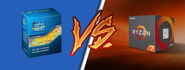 AMD vs Intel 600x227 - ایامدی یا اینتل، کدام یک پردازندههای بهتری دارند؟