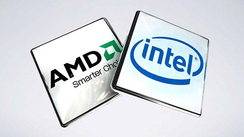 ایامدی یا اینتل، کدام یک پردازندههای بهتری دارند؟