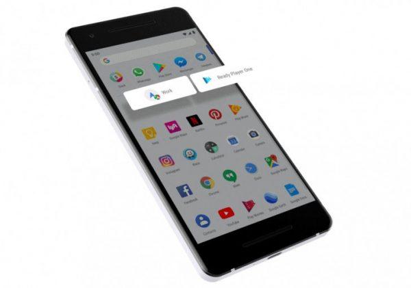 Android 9 Pie 3 600x421 - نسخه جدید اندروید به نام اندروید 9 پای (Android 9 Pie) منتشر شد