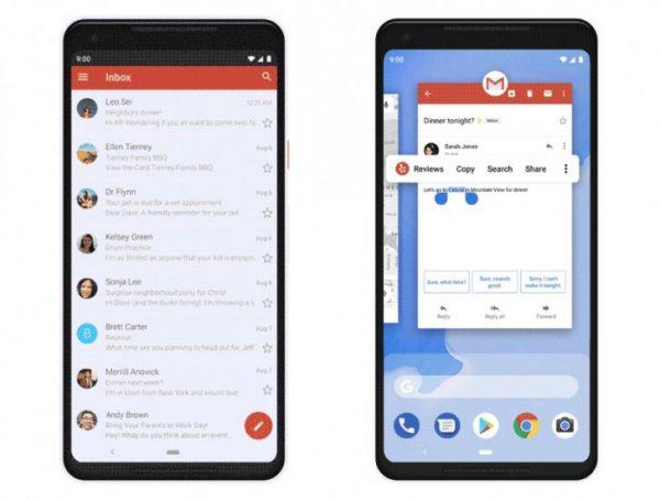 Android 9 Pie 4 600x454 - نسخه جدید اندروید به نام اندروید 9 پای (Android 9 Pie) منتشر شد