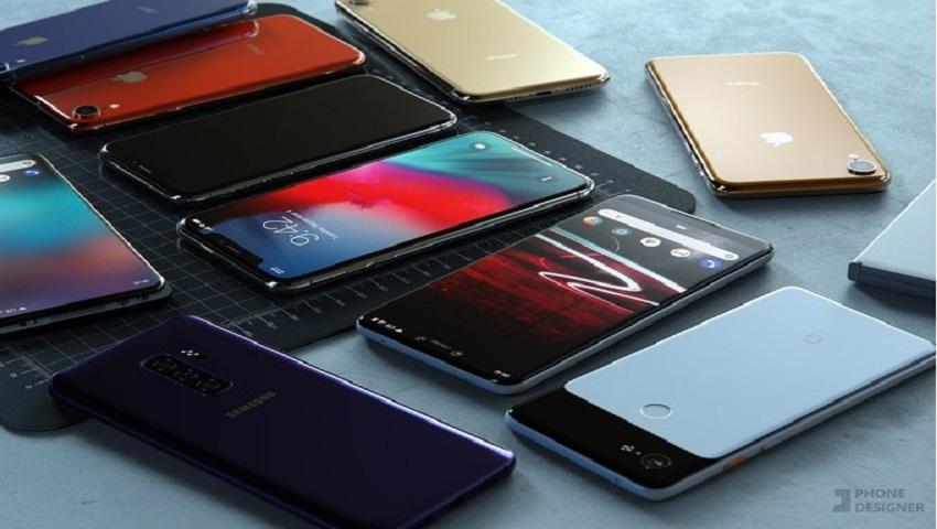 انتظارات از گلکسی اس 10، آیفون XS Plus، ال جی V40 و گوگل پیکسل 3 XL