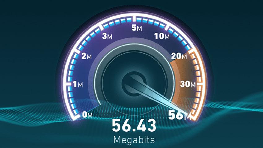 چگونه بفهمیم سرعت واقعی اینترنتمان چقدر است؟