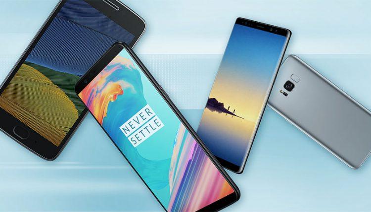 راهنمای کلی خرید گوشی هوشمند در سال 2018