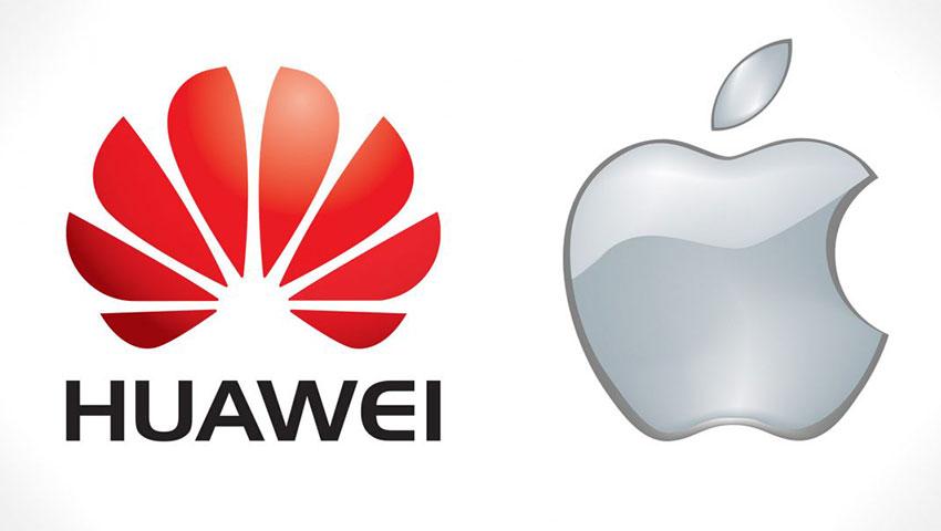 هواوی جای اپل را در رده دوم برترین تولید کنندگان گوشی گرفت!