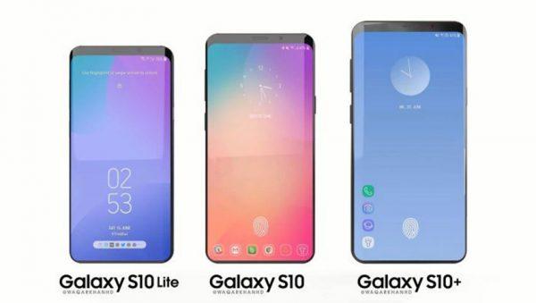 Samsung Galaxy S10 concept renders 600x339 - گلکسی نوت 10 ساخته میشود یا نوت 9 آخرین مدل از این سری خواهد بود؟!