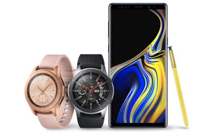 گلکسی واچ «Galaxy Watch» سامسونگ با پشتیبانی از LTE معرفی شد
