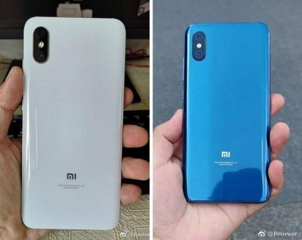 Xiaomi Mi 8X 600x476 - انتشار تصاویری واقعی و زنده از شیائومی می 8 ایکس!
